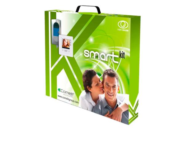 Videocitofono comelit Smartkit monofamiliare