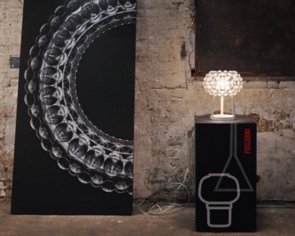 Caboche Lampada da Tavolo Foscarini