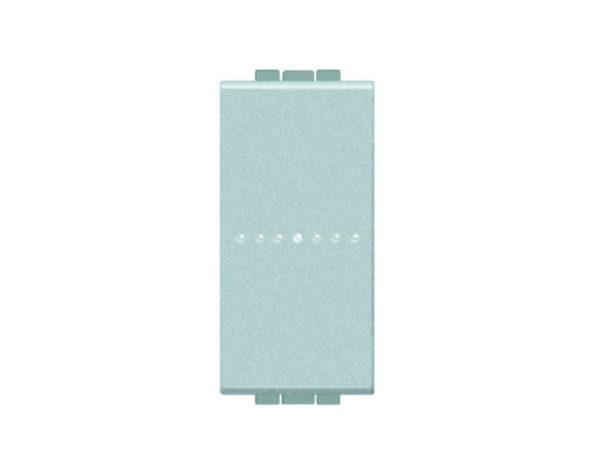 Deviatore con comando assiale e morsetti automatici 1P 16AX 250 Vac – Tech
