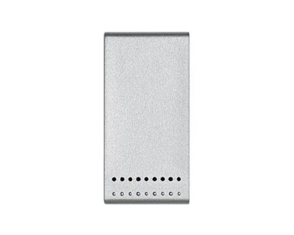 Copritasto con lente illuminabile – per pulsante – 1 modulo – Tech – BTicino