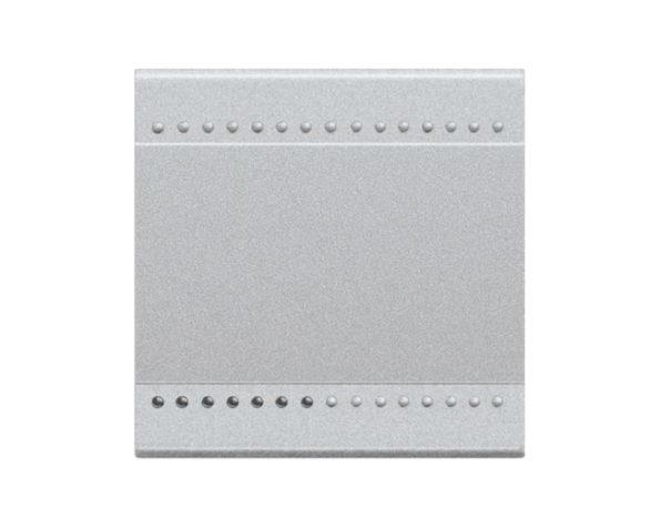 Copritasto completo di lentina illuminabile a 2 moduli con simbolo campanello – Tech – BTicino