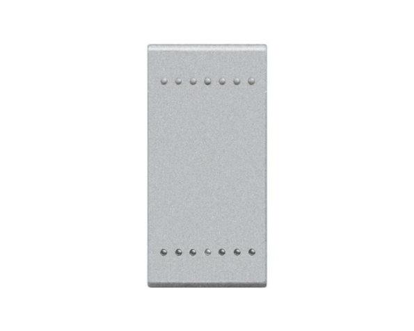 Copritasto neutro illuminabile a 1 modulo per comandi sprovvisti di copritasto – Tech – BTicino