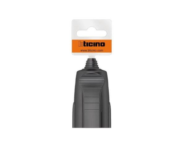 Presa standard italiano bipasso/tedesco 2P+T 16A – colore antracite