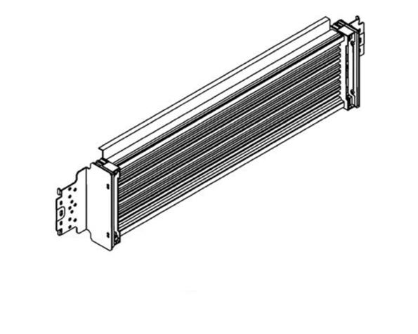 Barre di ripartizione larghezza 850mm da 36 moduli – In=400A – per quadri ed armadi MAS800