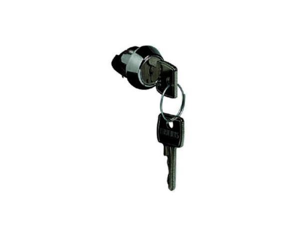 Blocco a chiave per manovre rotanti per M 160-250, M4 630 e M5 1600